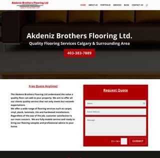 Calgary Flooring Company Portfolio