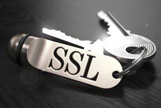 SSL Keychain on Table