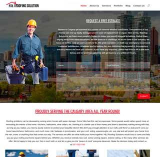 Calgary Roofing Company Portfolio