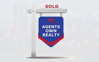Agents Own Home Logo Portfolio