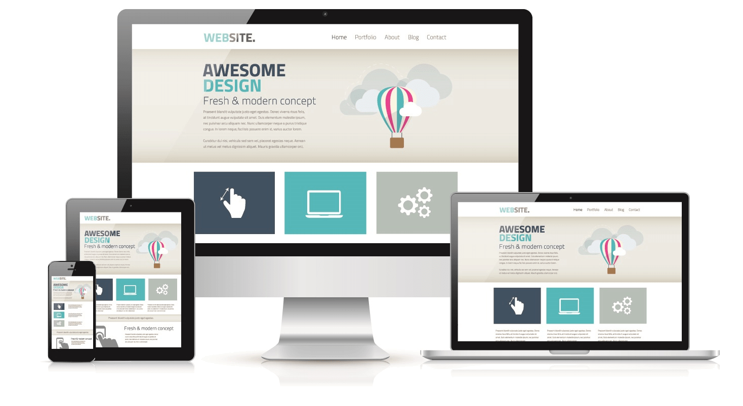 Awesome Responsive Web Design Development