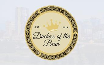 Duchess of the Bean Logo Calgary