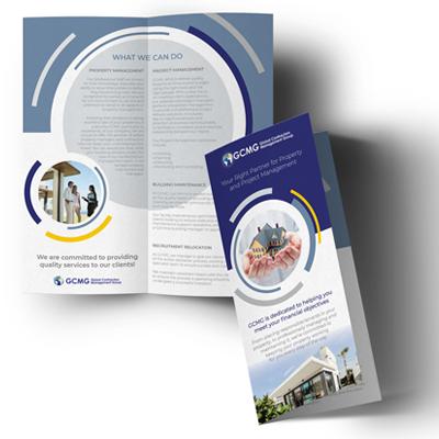 GCMG Brochure Design and Print