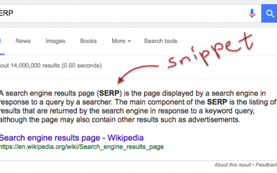 Featured snippets: How to get on top of Google results?