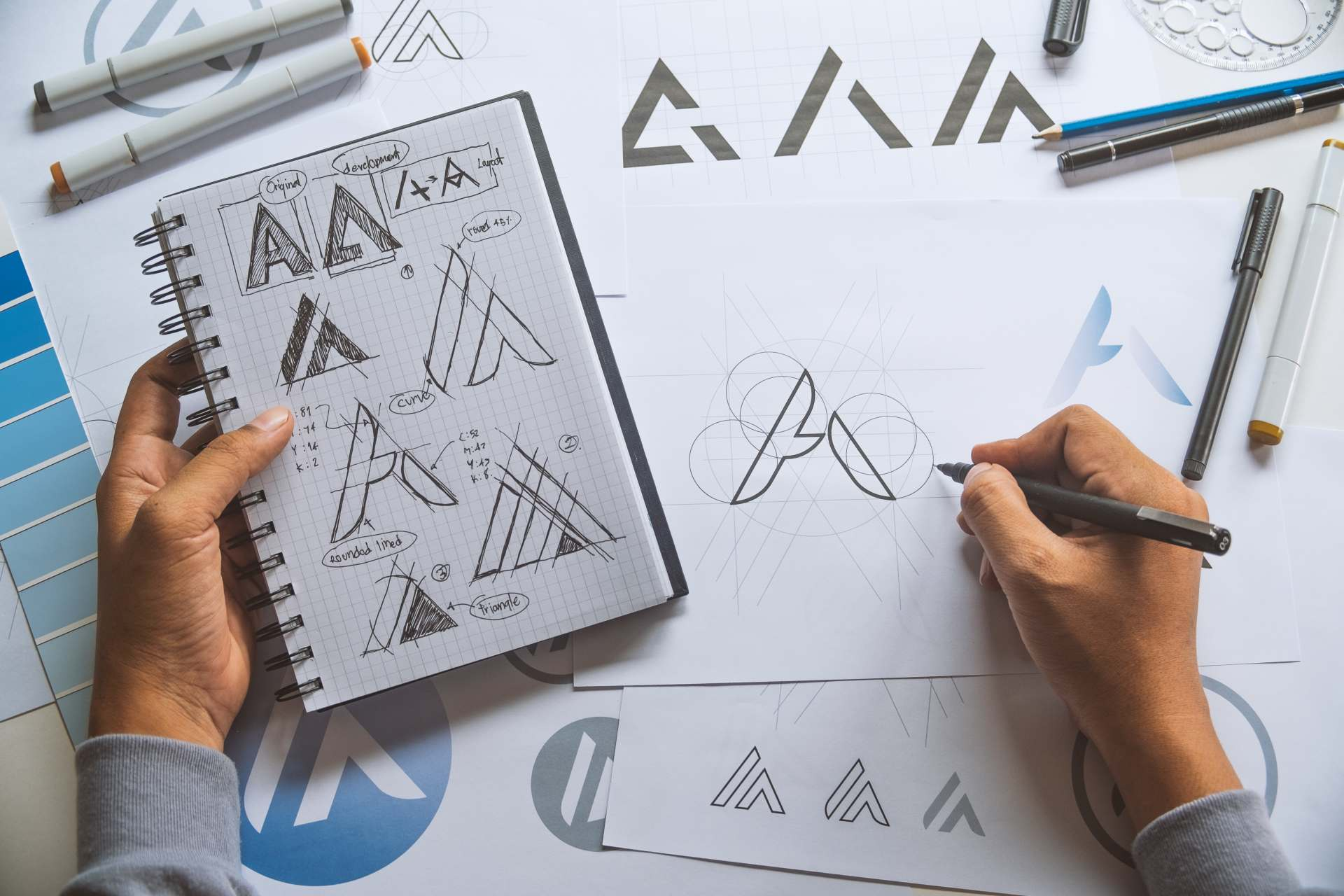 Seven Steps to a Successful Logo