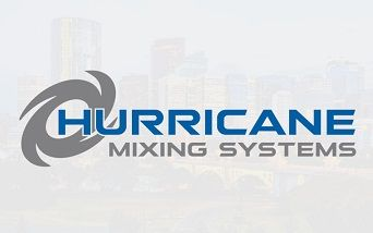 Hurricane Mixing Systems Logo