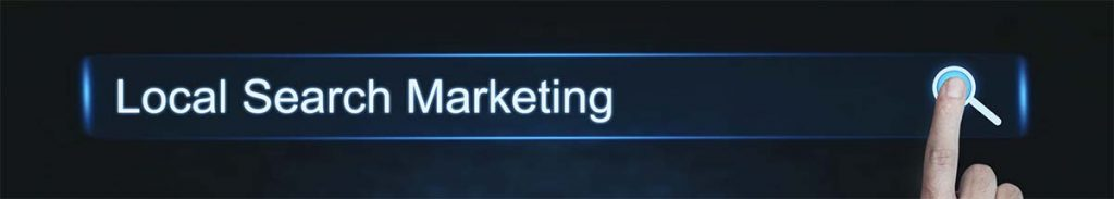 Local Search Marketing Button