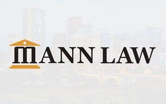 Mann Law Calgary Logo