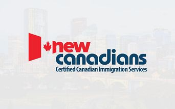 New Canadians Immigration Logo