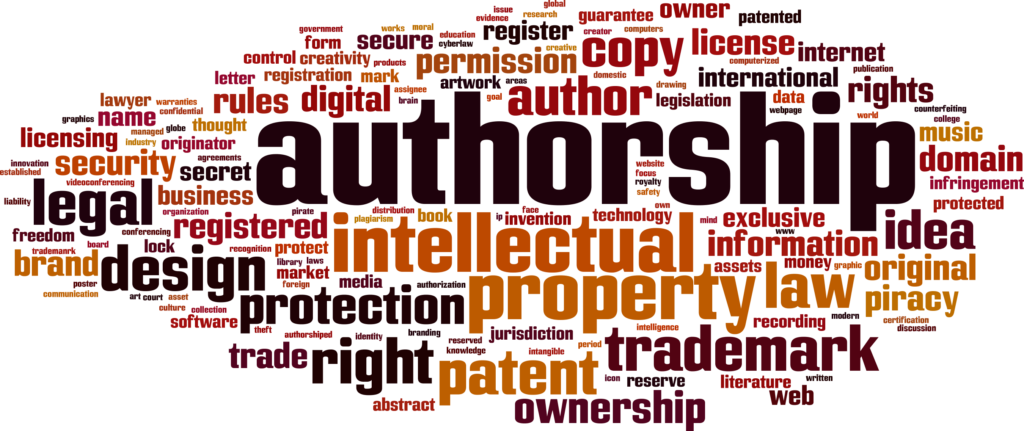 Parxavenue Authorship Word Cloud