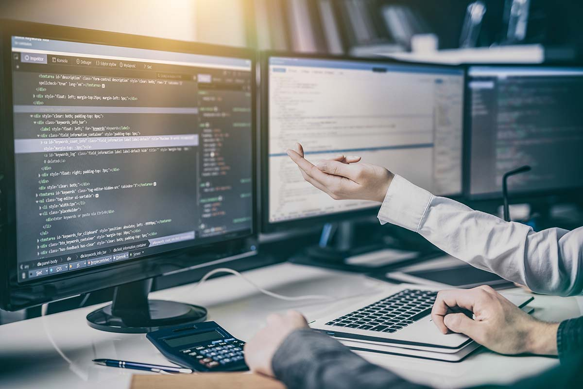 Programming and Coding Structured Data Technologies