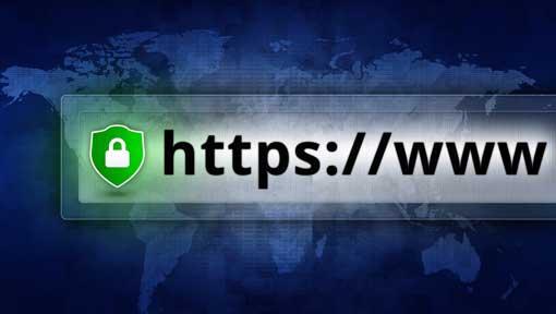 Green Lock HTTPS WWW