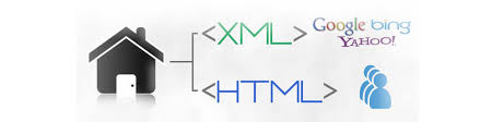 Difference in XML and HTML Sitemaps